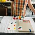 Agenda Cultural – O Artista Residente, André Silva, encontra-se em residência na Viarco Fábrica Portuguesa do Lápis