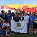 Campeãs Nacionais do Desporto Escolar de Juvenis em Atletismo 2017 - Colégio Novo da Maia