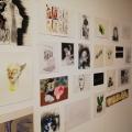Inauguração da Exposição de finalistas de Artes Visuais do CNM no Fórum da Maia