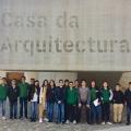 Visita de Estudo Casa da Arquitectura